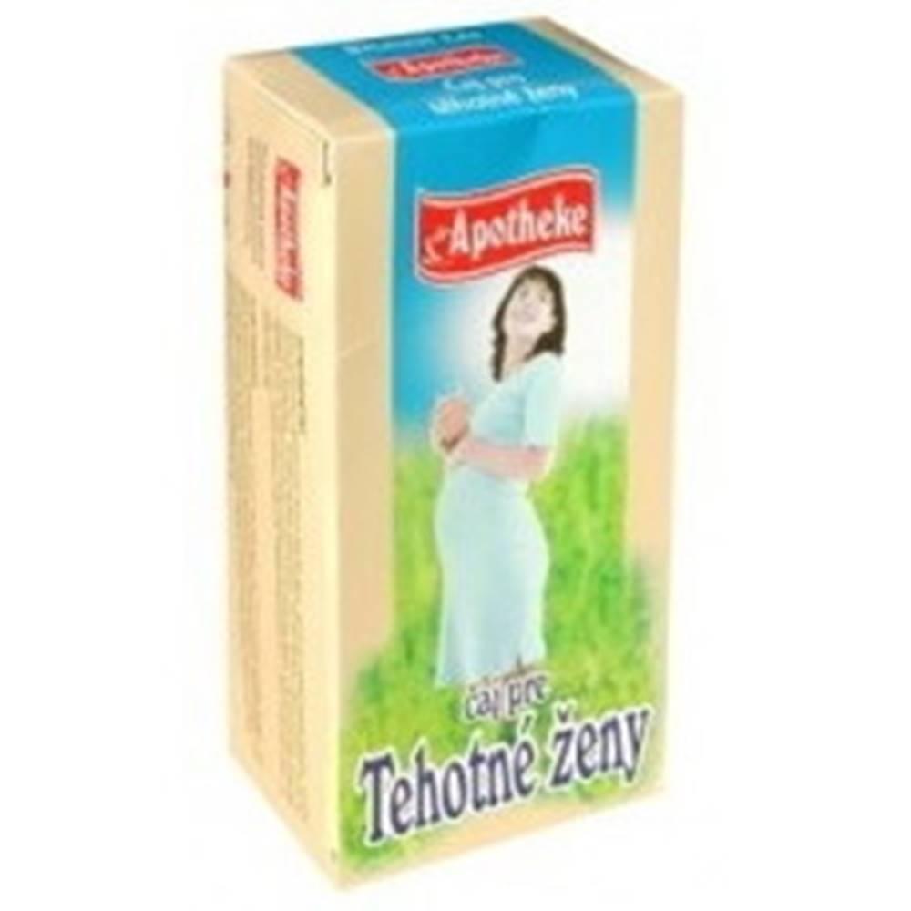 Apotheke APOTHEKE Čaj pre tehotné ženy 20 x 1,5 g