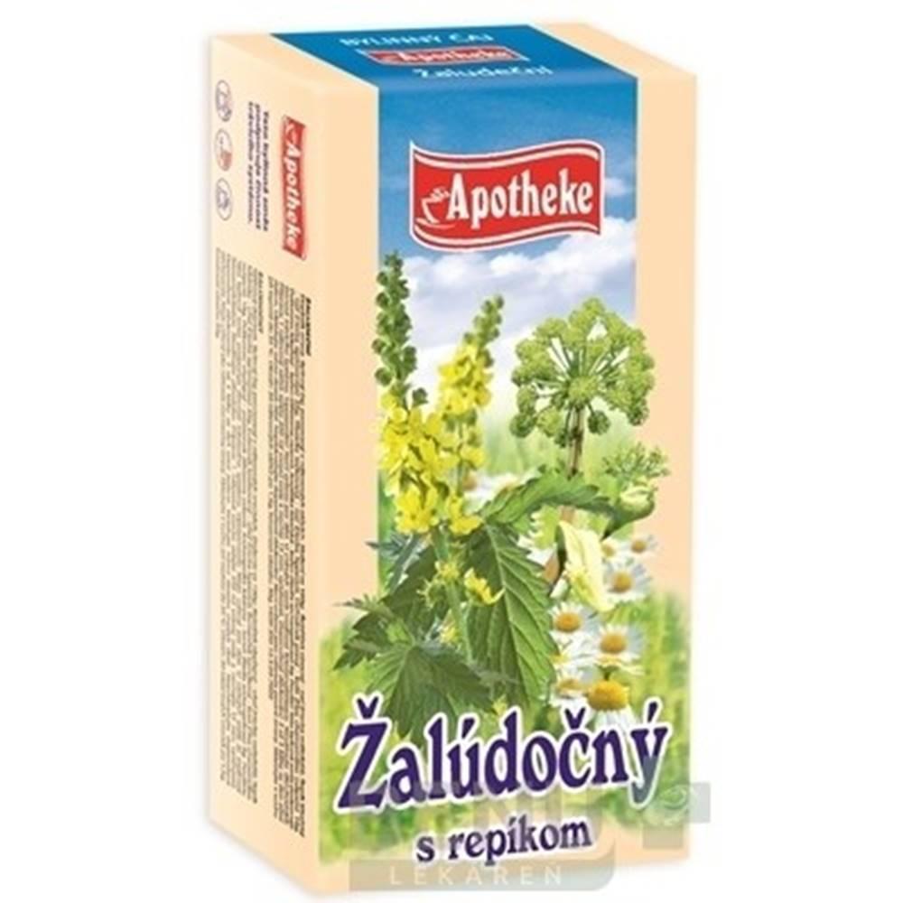 Apotheke APOTHEKE Žalúdočný čaj s repíkom 20 x 1,5g