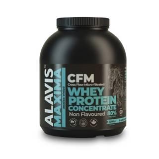 ALAVIS Maxima srvátkový proteínový koncentrát 80% 2 200 g