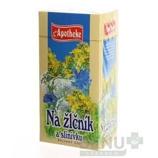 APOTHEKE Bylinný čaj na žlčník a slinivku 20 x 1,5 g