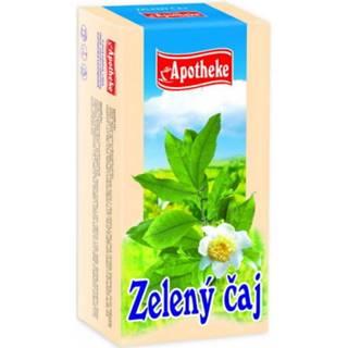 APOTHEKE Zelený čaj 20 x 1,5g