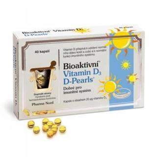PHARMA NORD Bio vitamín D3 40 kapsúl