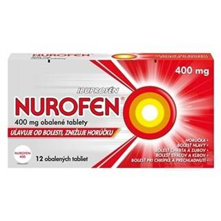 NUROFEN 400 mg 12 tabliet
