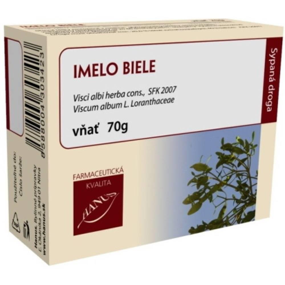 Hanus HANUS Imelo biele 70 g