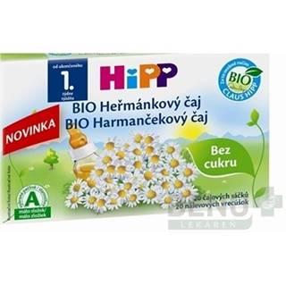 HiPP Bio harmančekový čaj 20 x 1,5 g