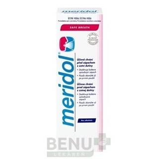 MERIDOL Halitosis safe breath ústna voda 400 ml