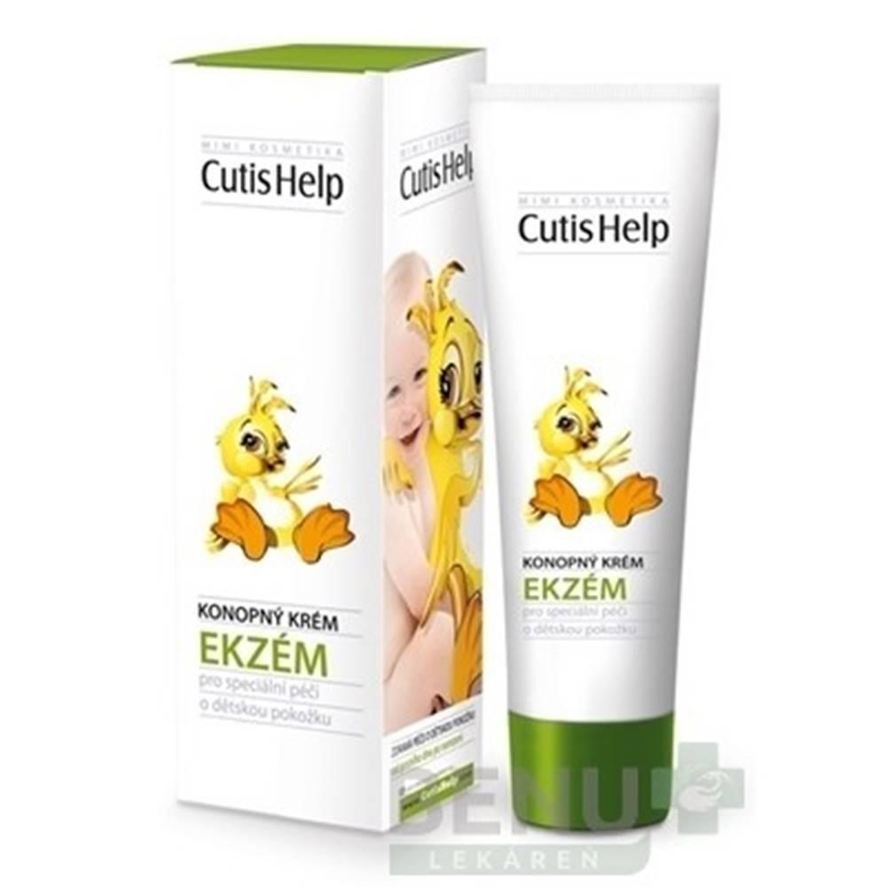 Cutishelp CUTISHELP Mimi ekzém konopný krém 75 ml