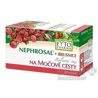FYTO Nephrosal + brusnice na močové cesty 20 x 1,5g