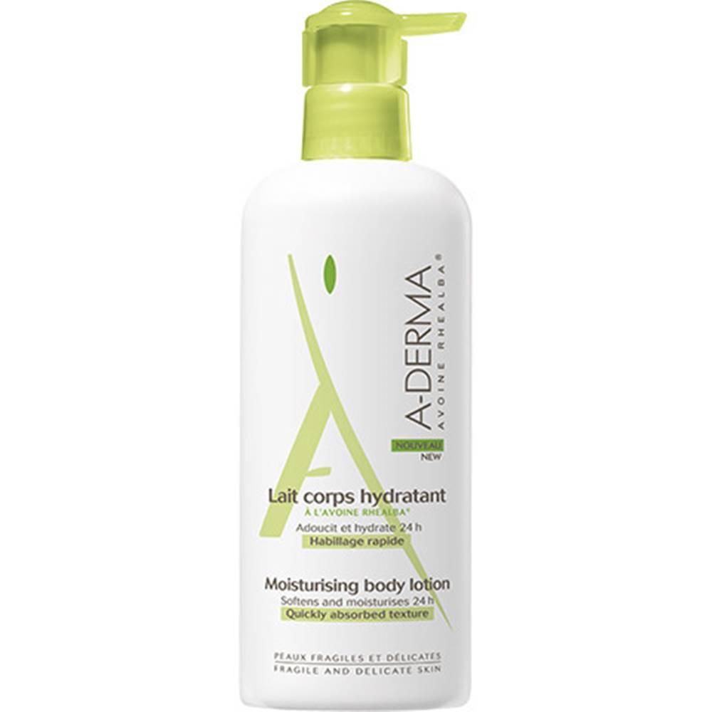 A-DERMA A-DERMA Hydratačné telové mlieko pre citlivú pokožku 400 ml