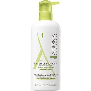A-DERMA Hydratačné telové mlieko pre citlivú pokožku 400 ml