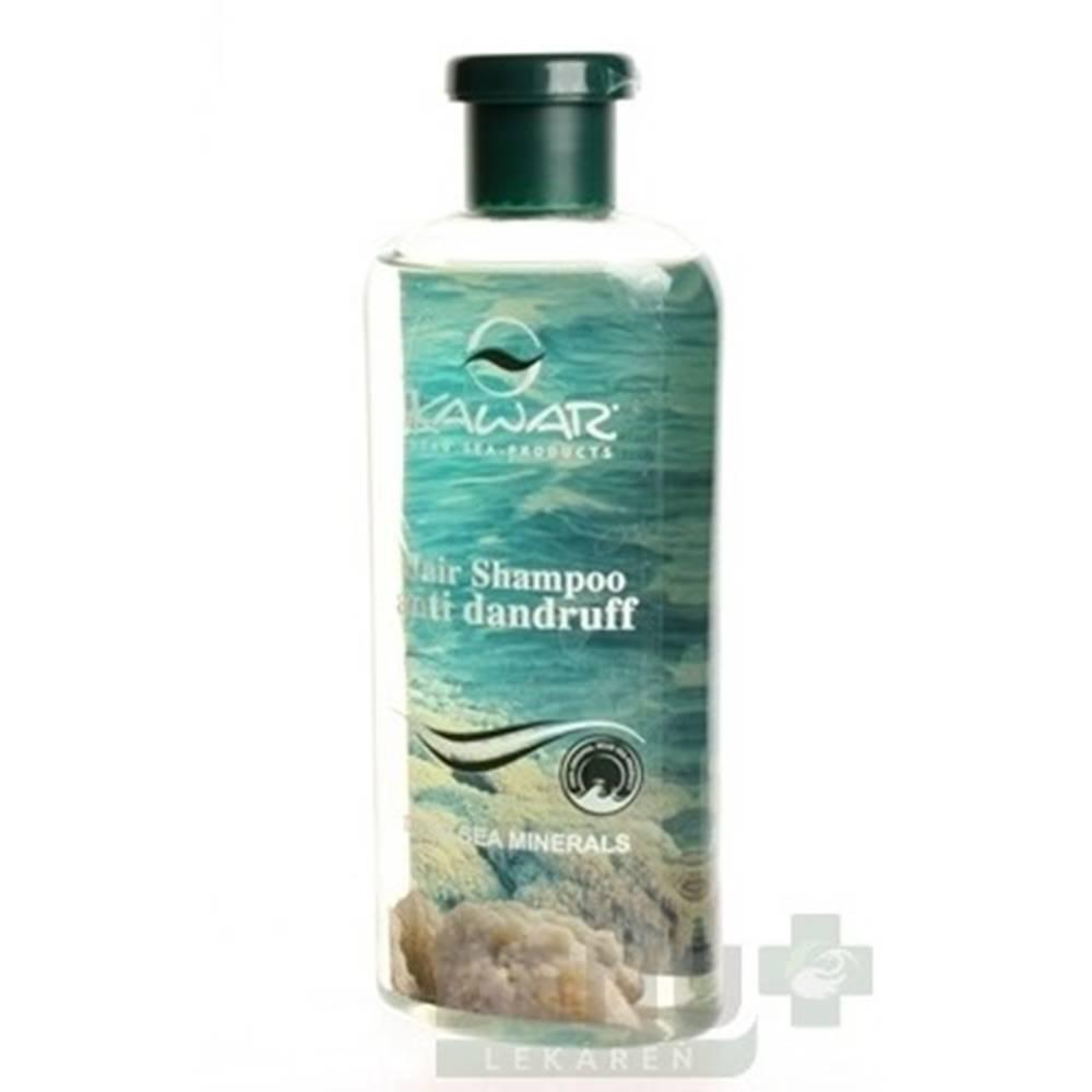 KAWAR KAWAR Šampón proti lupinám 400 ml