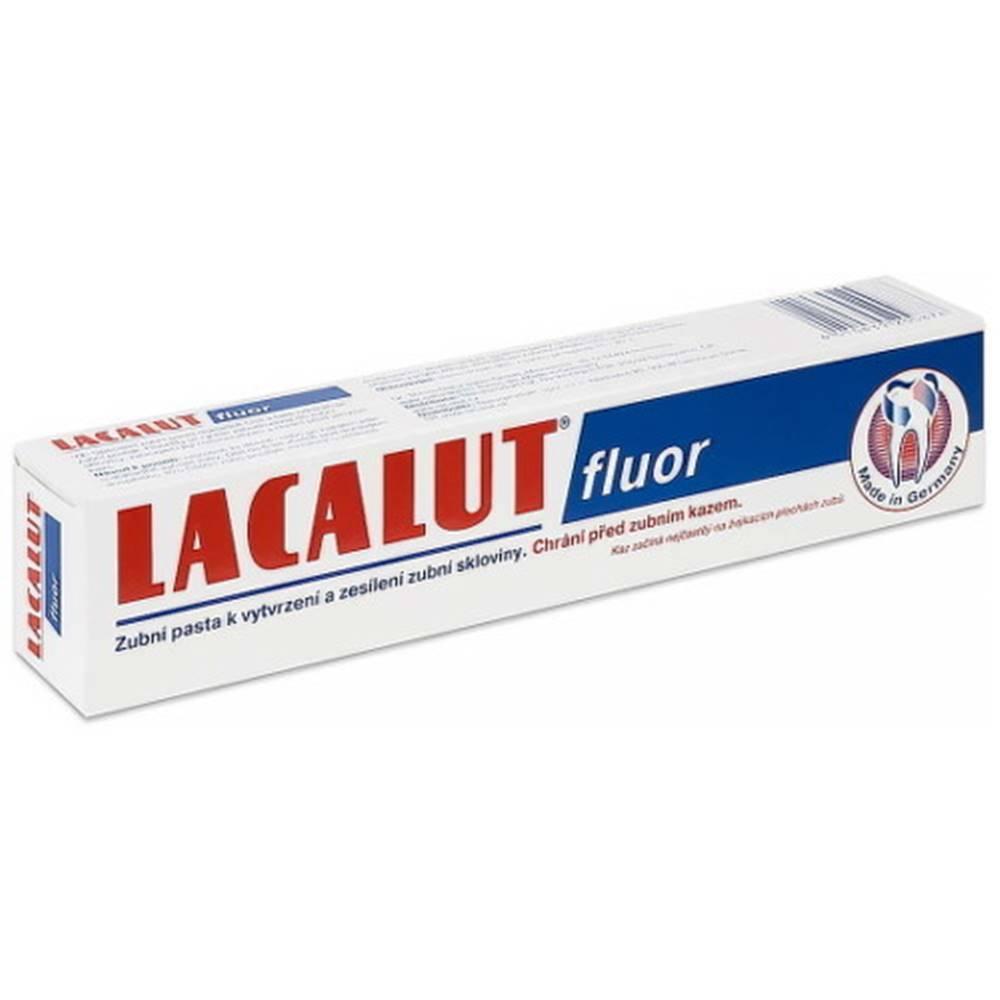 LACALUT LACALUT Fluor zubná pasta 75 ml