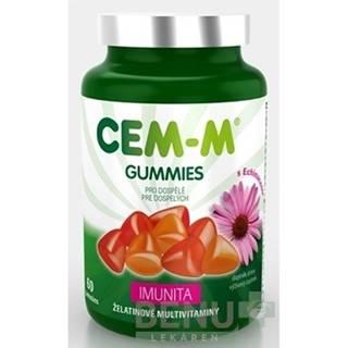 SALUTEM Cem-M gummies imunita 60 kusov