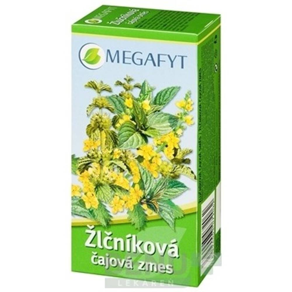 Megafyt-R, s. r. o., Vrane nad Vltavou MEGAFYT Žlčníková čajová zmes 20 x 1,5 g
