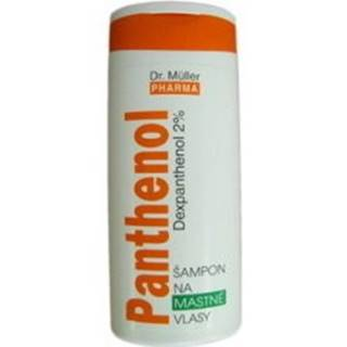 DR. MÜLLER Panthenol šampón na mastné vlasy 250 ml