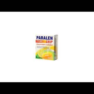 PARALEN Grip horúci nápoj citrón 6 vreciek