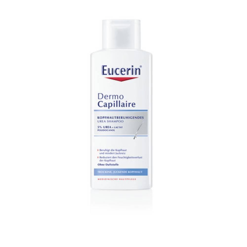 Eucerin EUCERIN DermoCapillaire 5% urea šampón 250 ml