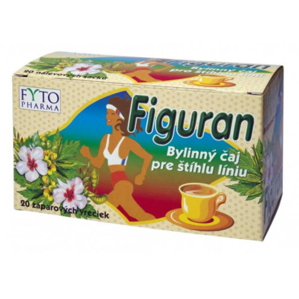 FYTO FYTO Figuran bylinný čaj 20 x 2g
