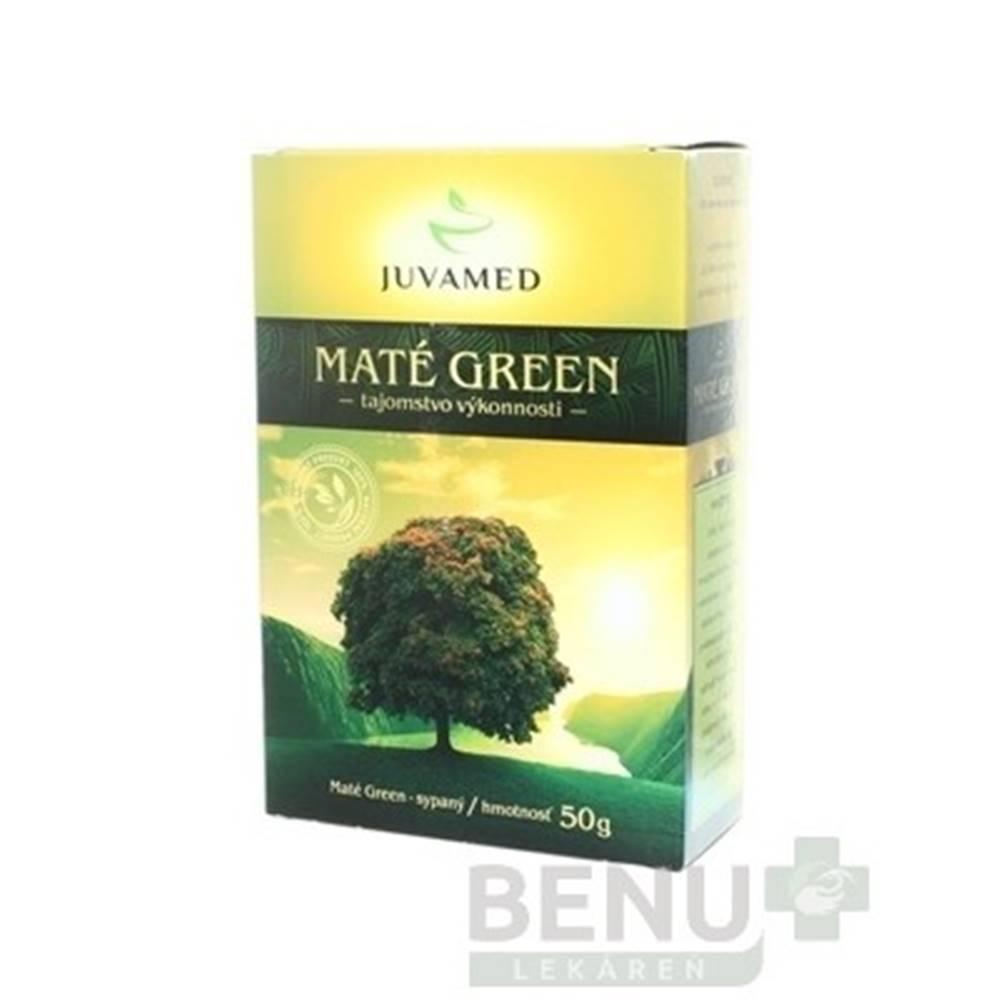 Juvamed JUVAMED Maté green čaj 50 g