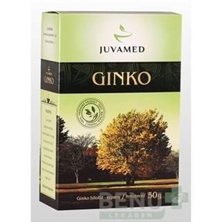 JUVAMED Ginko biloba list 50 g