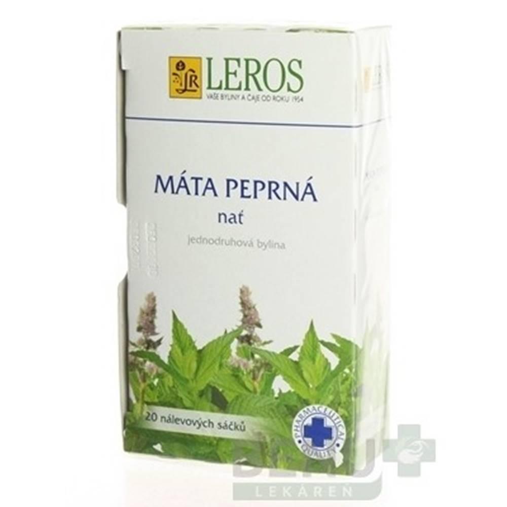 Leros LEROS Mäta prieporná vňať 20 x 1,5 g