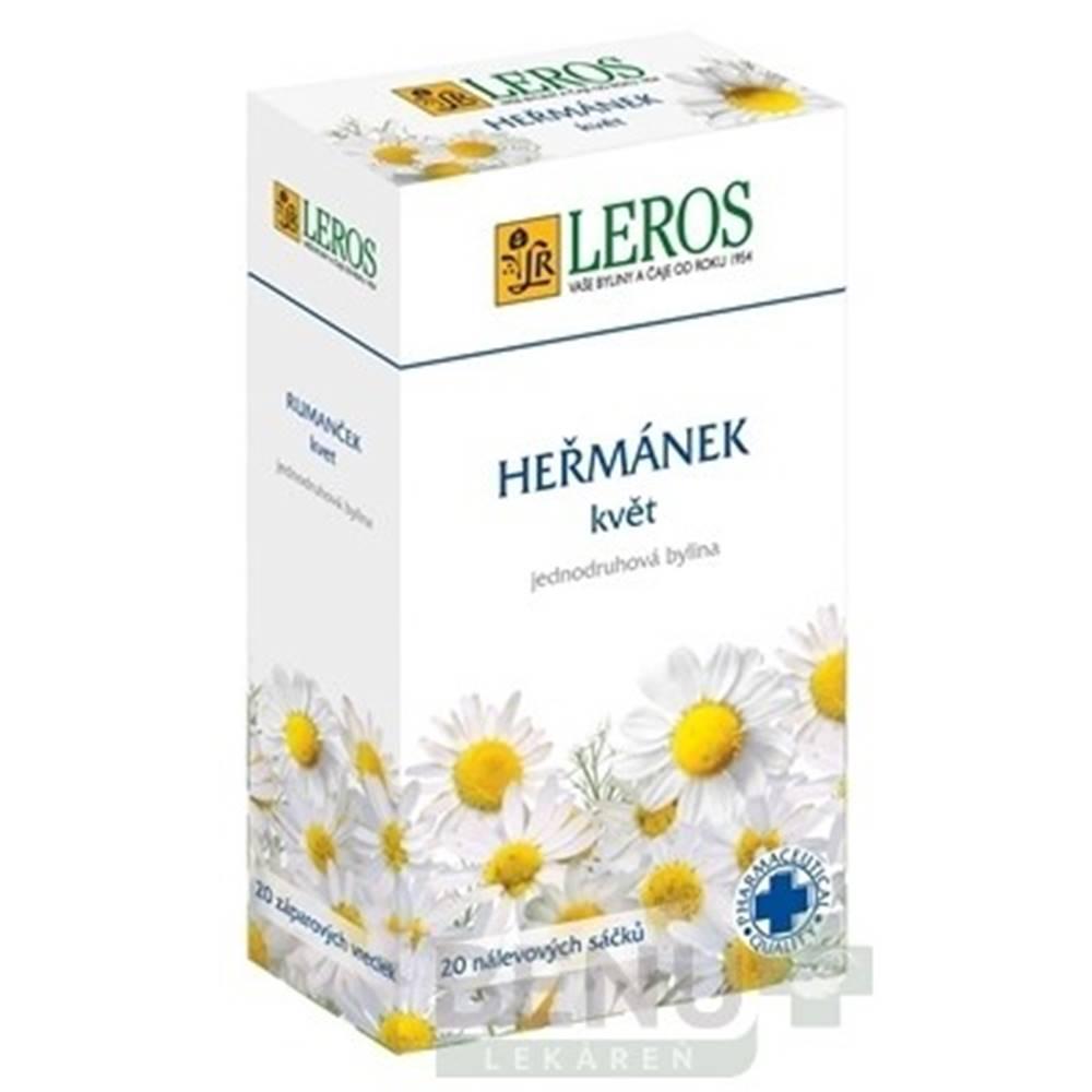 Leros LEROS Rumanček kvet 20 x 1 g