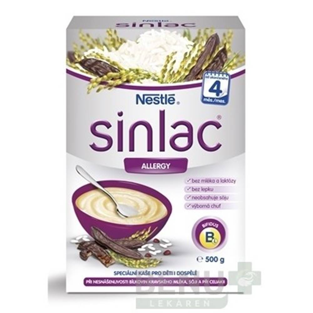 Nestle NESTLÉ Sinlac allergy kaša 500 g
