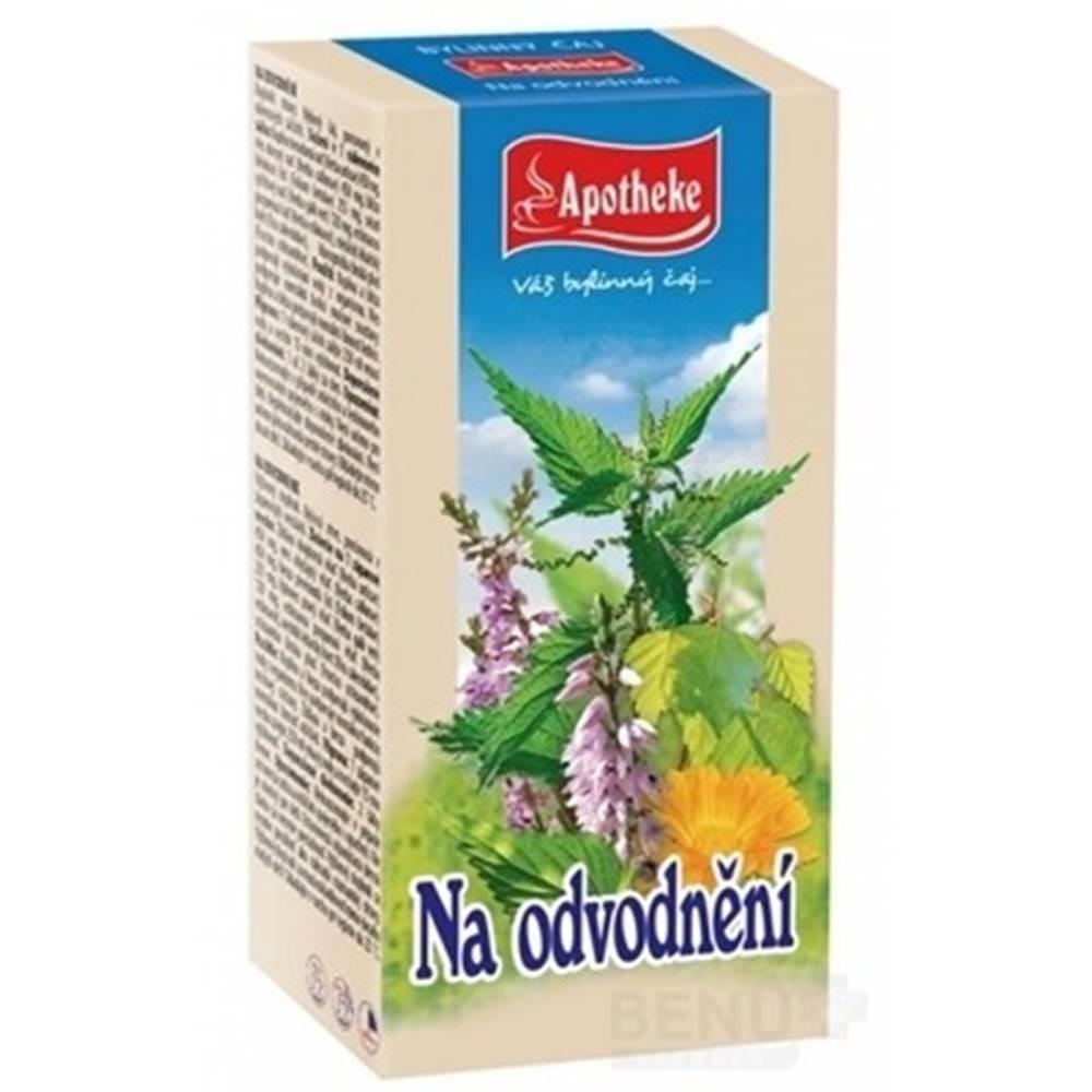 Juvamed Jarmila Juršíková APOTHEKE Čaj na odvodnenie 20 x 1,5 g
