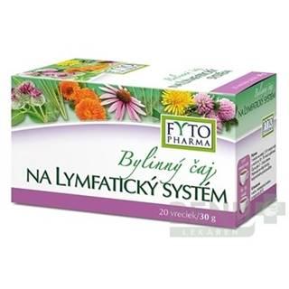 FYTO Bylinný čaj na lymfatický systém 20 x 1,5g