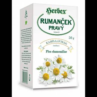 HERBEX Rumanček pravý 50 g