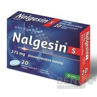 NALGESIN S 20 tabliet