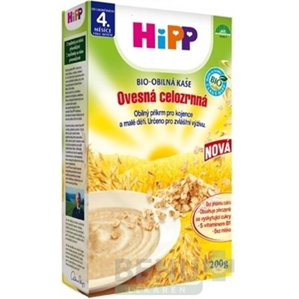 HiPP HiPP Bio obilná kaša ovsená celozrnná 200 g