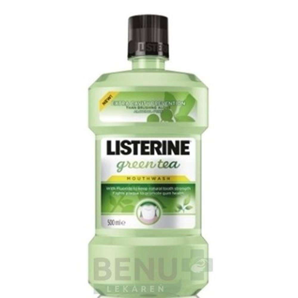 LISTERINE LISTERINE Green tea ústna voda 500 ml