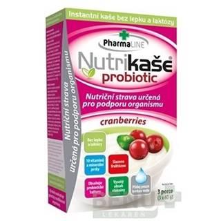 NUTRIKAŠA Probiotic cranberries 3 x 60g