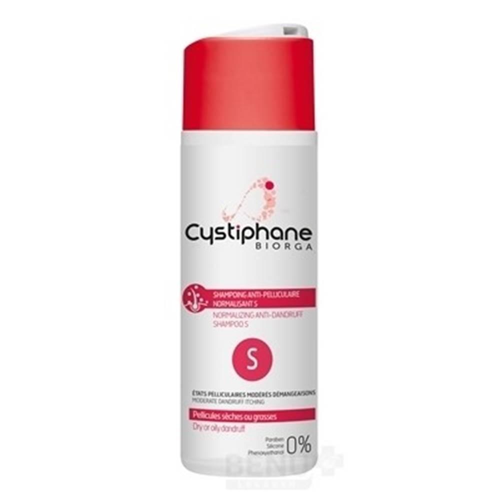 LABORATOIRES BAILLEUL CYSTIPHANE BIORGA S normalizujúci šampón proti lupinám 200 ml