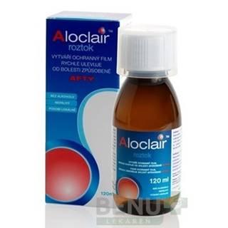 ALOCLAIR Roztok ústna voda 120 ml