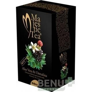 BIOGENA Majestic tea aloe vera & ostružina 20 x 2,5 g
