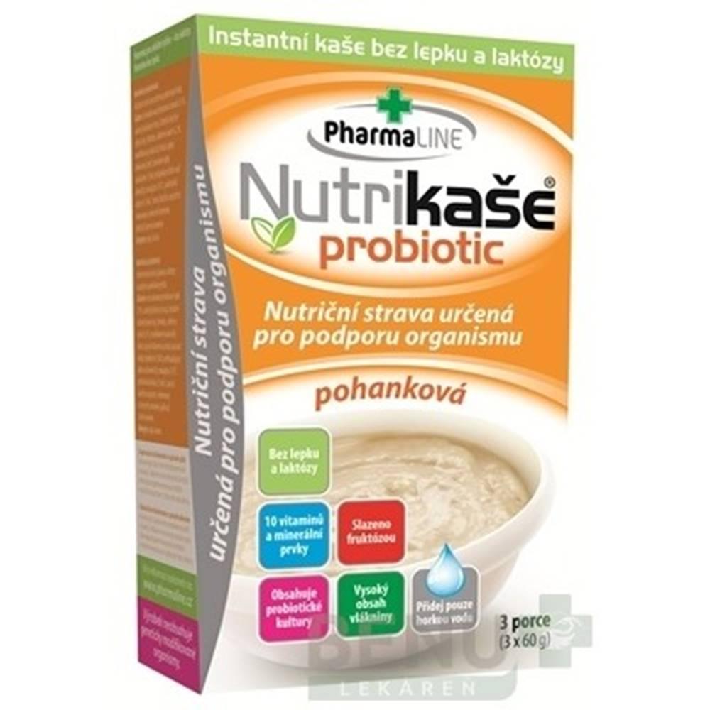 PharmaLINE NUTRIKAŠA Probiotic pohanková 3 x 60g