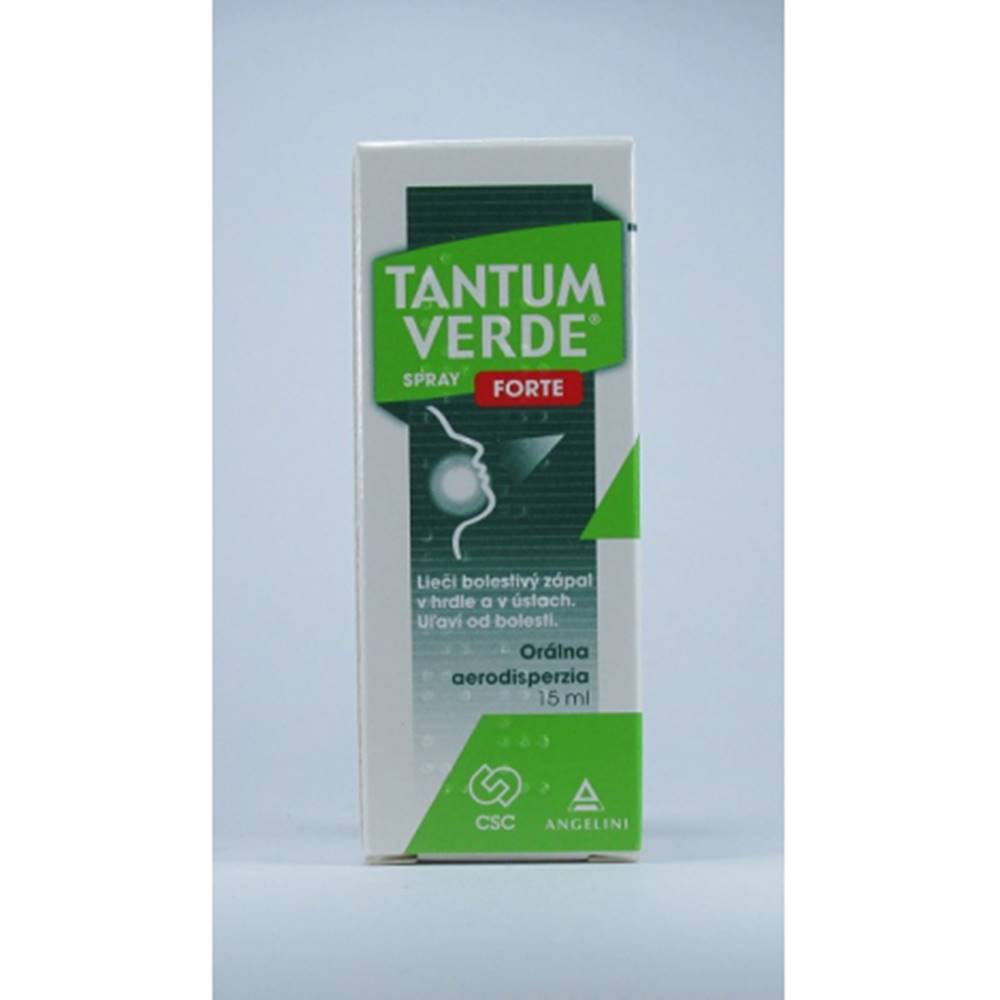 CSC Pharmaceuticals Tantum Verde forte spray 15 ml