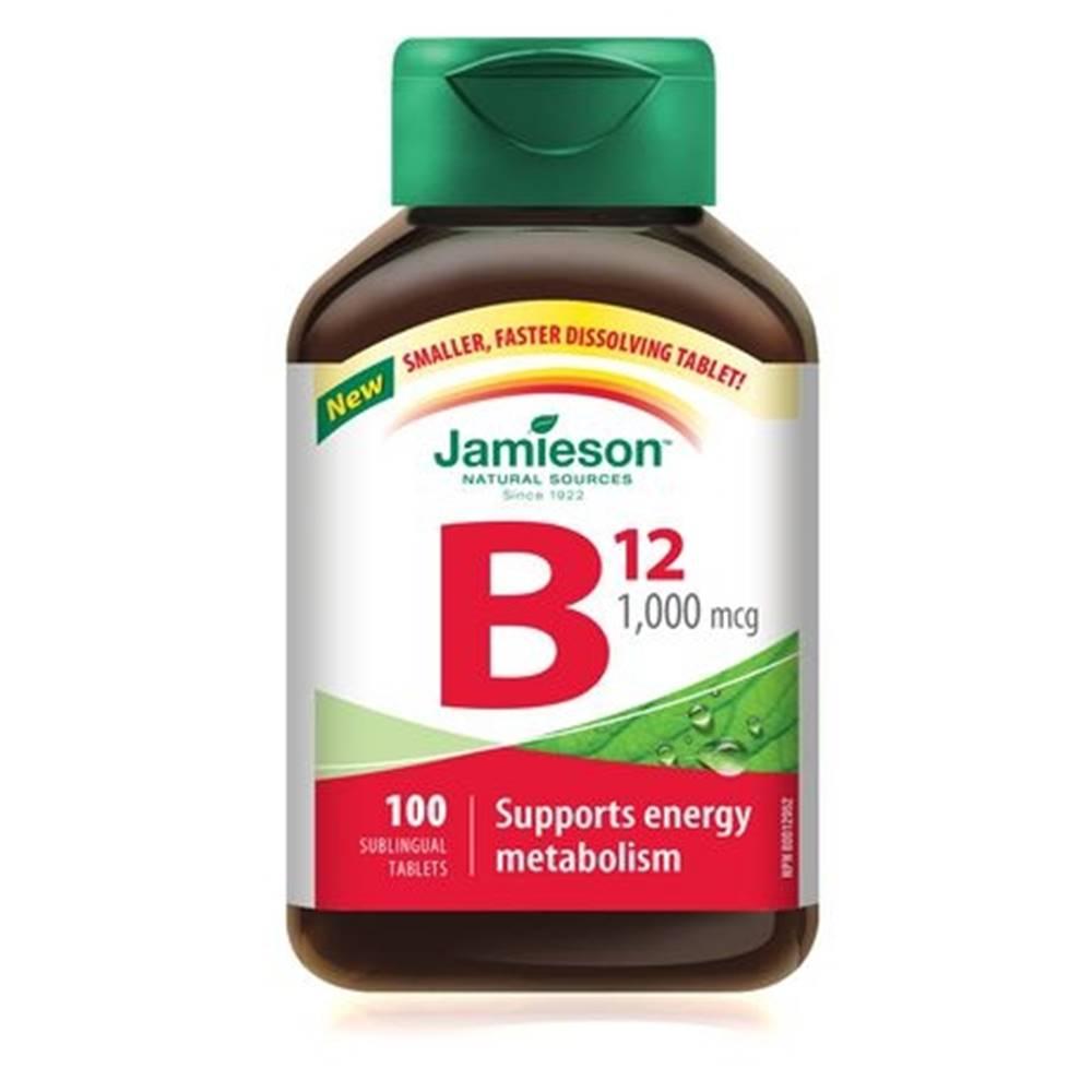 Jamieson Jamieson Vitamín B12 1000mcg CHERRY