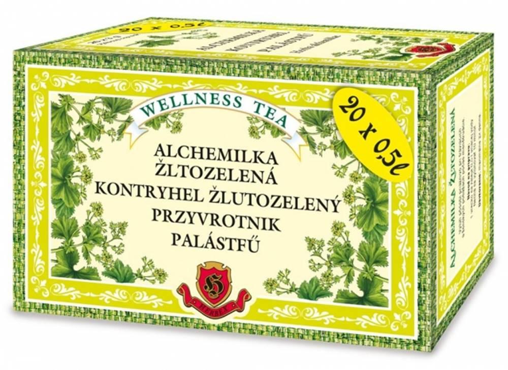 Herbex HERBEX ALCHEMILKA žltozelená