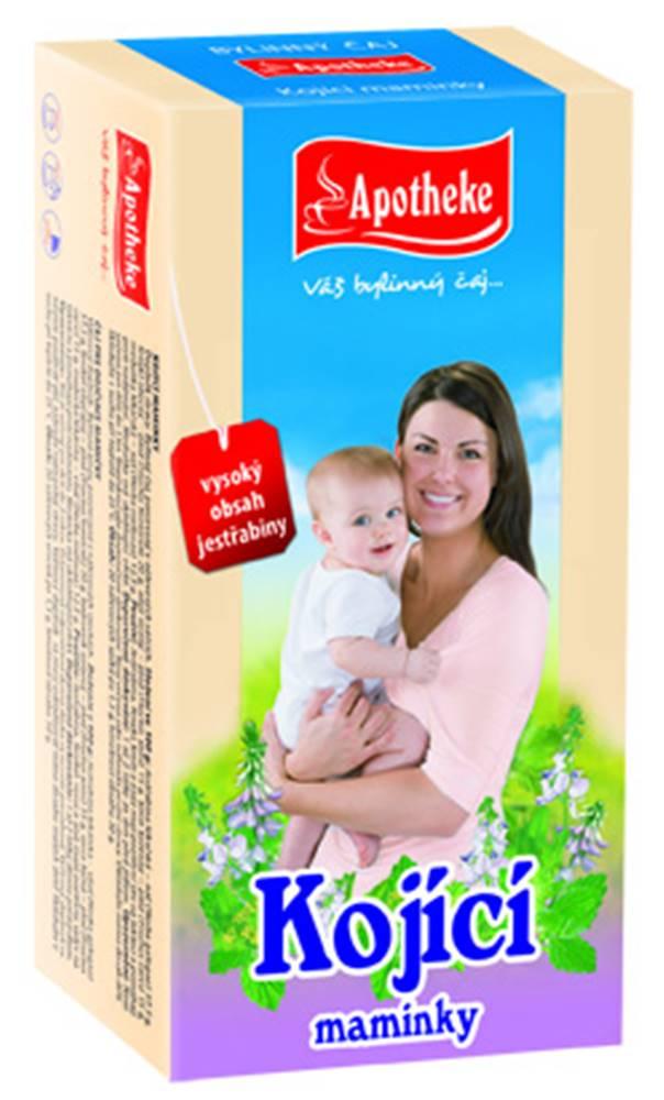Apotheke Apotheke čaj pre dojčiace matky