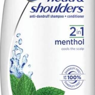 Head&Shoulders šampón 2v1 Chlad-Mentol