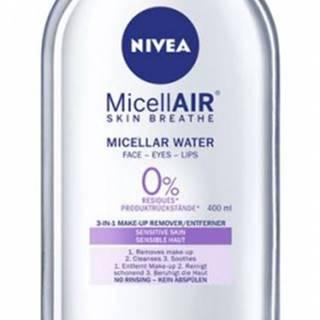 NIVEA Upokojujúca micelárna voda