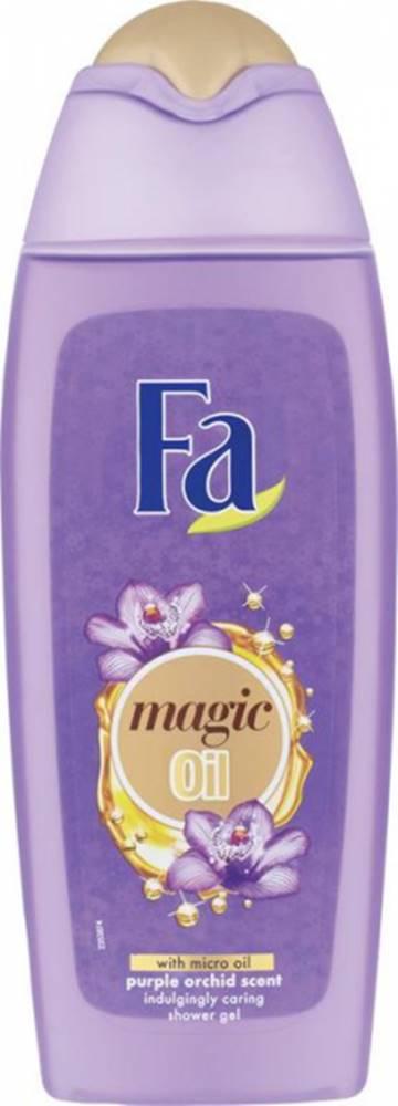 Fa Fa sprchový gél MagOil Purple Orchidea