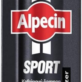 ALPECIN SPORT Kofeínový šampón CTX