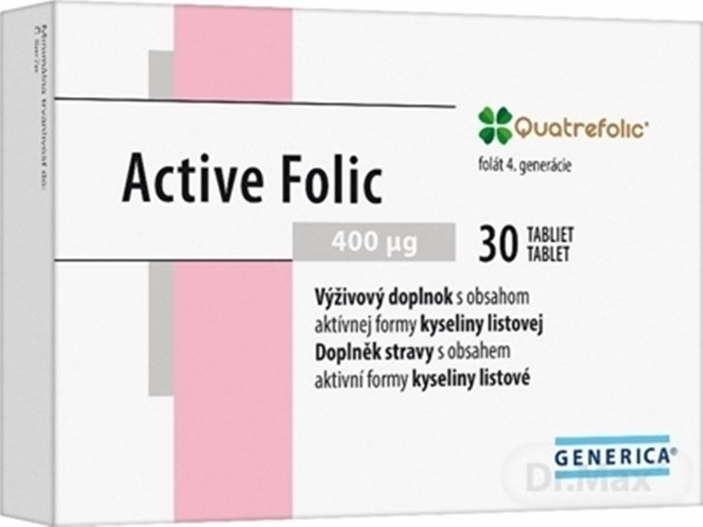 Generica GENERICA Active Folic