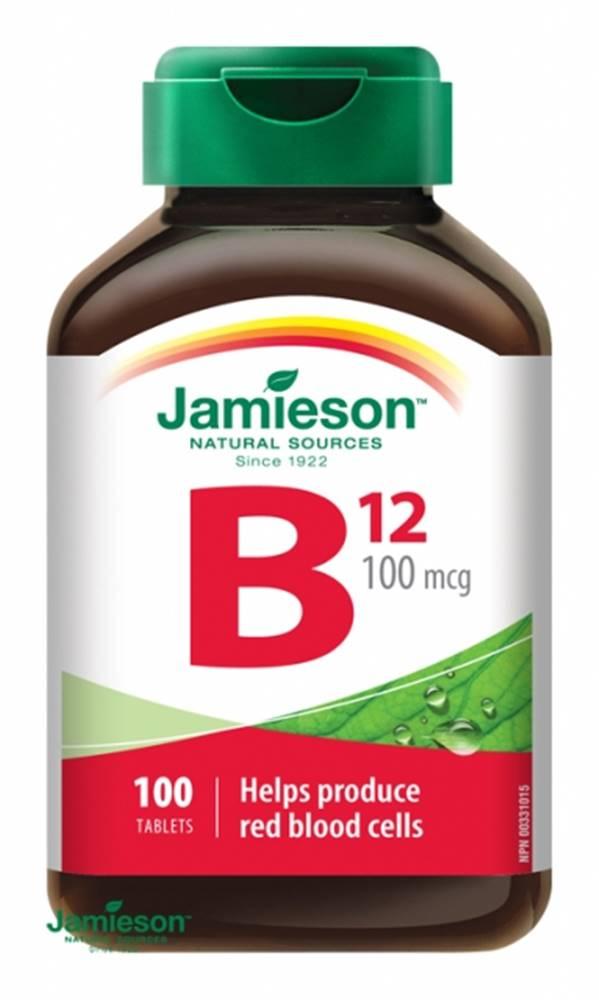 Jamieson JAMIESON VITAMÍN B12 METYLKOBALAMÍN 100 µg