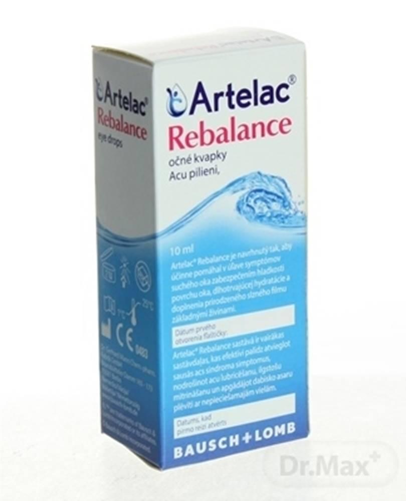 ICN Artelac Rebalance