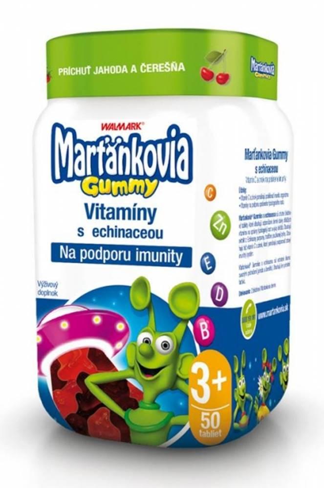 Marťankovia WALMARK Marťankovia Gummy Vitamíny s Echinaceou